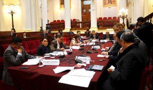 Fiscal Zoraida Ávalos no se presentó ante Comisión de Justicia del Congreso