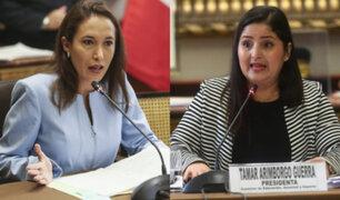 Paloma Noceda sobre investigación a la Sunedu: Arimborgo se ha equivocado