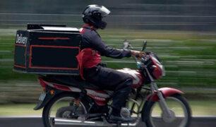 Empresas de delivery en la mira de repartidores de droga