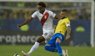 Triunfo peruano en amistoso 2019: Perú vence por 1 a 0 a Brasil