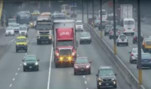 'Pico y placa' para camiones: balance y supervisión a un día de la medida