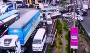 Alcalde de Ate pidió declarar en emergencia Carretera Central