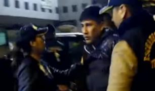 SJM: policía detuvo a 'Los raqueteros de San Juan'