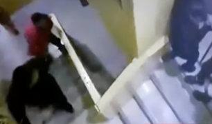 El Agustino: Policía tras los pasos de ladrones que asaltaron a pareja en puerta de hostal