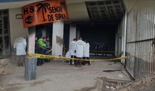 SMP: víctimas habrían estado con vida cuando las descuartizaron