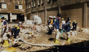Atentados del 11-S: las fotos que el FBI reveló una década más tarde