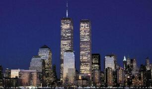 Así fueron las Torres Gemelas antes del atentado terrorista del 11S