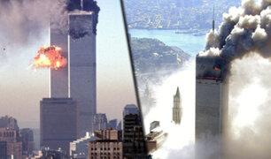 Se cumplen 18 años del 11-S: el ataque terrorista contra el World Trade Center