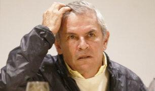 Luis Castañeda Lossio: reprograman audiencia de prisión preventiva para este lunes