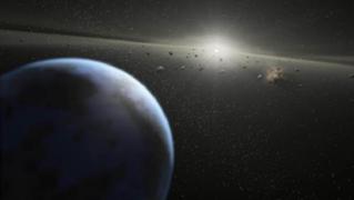 Descubren vapor de agua por primera vez en un planeta potencialmente habitable