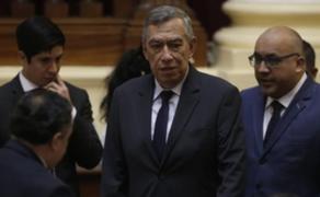 """César Vizcarra declaró que su empresa """"no ha pagado ni recibido coimas"""""""