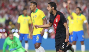 ¿Qué posición ocupará la selección peruana tras ganarle a Brasil?