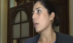 Reacciones divididas en el Congreso por investigación a Pérez y Carhuancho