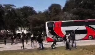 Ica: universitarios protagonizaron violento enfrentamiento en campus