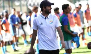 Sporting Cristal anuncia a Manuel Barreto como su nuevo técnico
