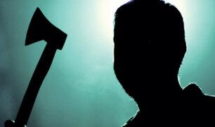 Sujeto atacó con hacha a su esposa e hija en Junín