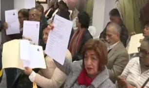 Adultos mayores de Surco podrán postular a un empleo