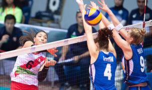Mundial de Vóley Sub 18:  Perú perdió 3 sets a 0 ante Italia