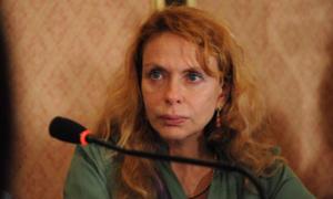 Eliane Karp: grafican incidente de ex primera dama en corte que negó libertad a Toledo
