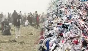 Más de mil personas se unen para limpiar playa de Ventanilla