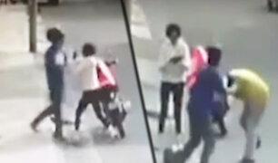 Arequipa: agreden a repartidor porque se demoró con pedido