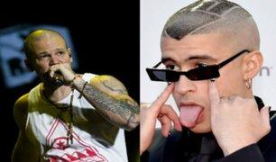 """Bad Bunny y Residente cantarán """"Bellacoso"""" en show de Jimmy Fallon"""