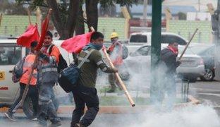 Plantean interpelar a ministro Morán por disturbios en MTPE