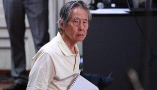Alberto Fujimori fue dado de alta y volvió a ser recluido en el penal de la Diroes