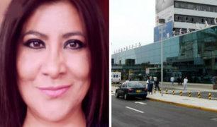 Abogada ecuatoriana desaparece al llegar a Lima