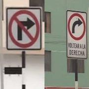 San Borja: señalizaciones opuestas podrían causar accidentes de tránsito