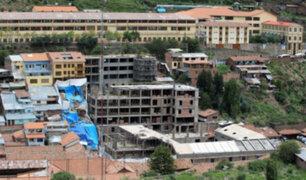 Cusco: Poder Judicial ordenó demoler hotel Sheraton