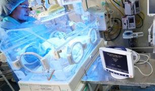 Defensoría del Pueblo: 172 incubadoras inoperativas en 50 hospitales del país
