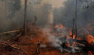 Brasil: Incendios de proporciones nunca vistas consumen parte del Pantanal | FOTOS