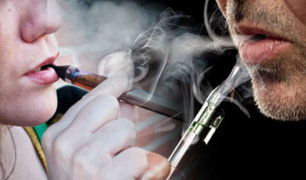 EEUU: en Nueva York prohíben la venta de cigarrillos electrónicos con sabores