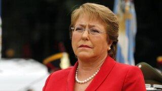 OAS: Leo Pinheiro asegura que donó más de $100 mil a campaña de Bachelet