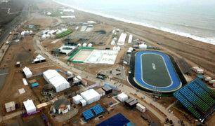 Costa Verde: sede de Panamericanos no cuenta con presupuesto para su mantenimiento