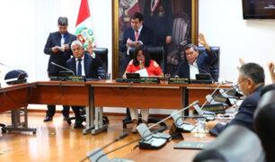 Comisión de Ética: hoy deciden si investigarán contrataciones de familiares