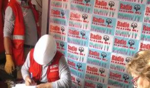 MTC dejó inoperativas radios piratas que funcionaban al este de Lima