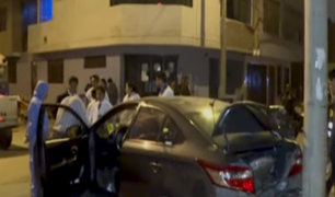 SMP: asesinan a balazos a dos hombres por presunto ajuste de cuentas