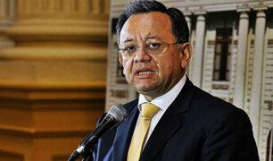 Por sus funciones en Contraloría: piden 12 años de cárcel para electo congresista Edgar Alarcón