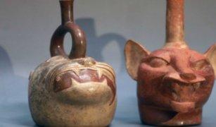 Importante colección de piezas arqueológicas peruanas se exhibirán en China