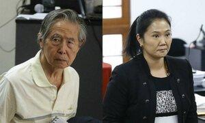 "Alberto Fujimori dice estar ""Muy sorprendido por el maltrato a mi hija Keiko"""