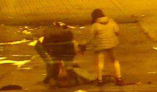 Independencia: prostitución y venta de drogas en alrededores de parque 'Mega Royal'