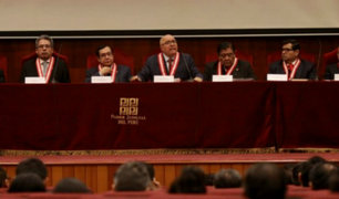 Poder Judicial fija nuevos criterios para dictar prisión preventiva