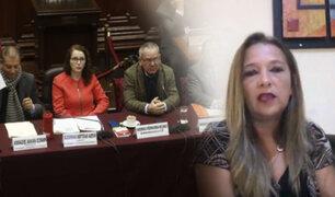 Karem Craff: adelanto de elecciones no solucionará los problemas del país