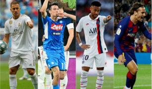 Champions League continúa su jornada 1 con estos partidos