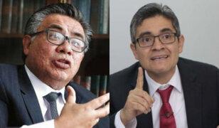 César Nakazaki considera que interrogatorio a Montesinos es un 'psicosocial inaceptable'