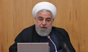Irán advierte a EEUU que responderá de inmediato a cualquier ataque