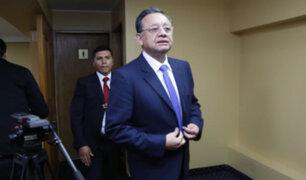 Alarcón sobre Chinchero: dijimos negocia la tasa de interés y no una adenda