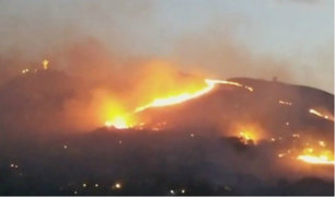 Colombia presenta incremento de incendios forestales en lo que va del año